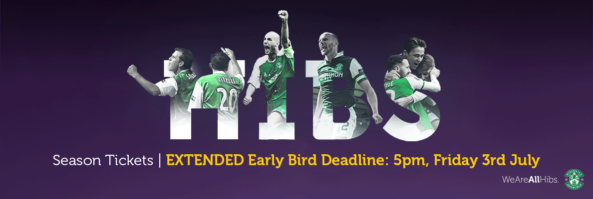 SEAT RELEASE AND EARLY BIRD DEADLINE EXTENDED