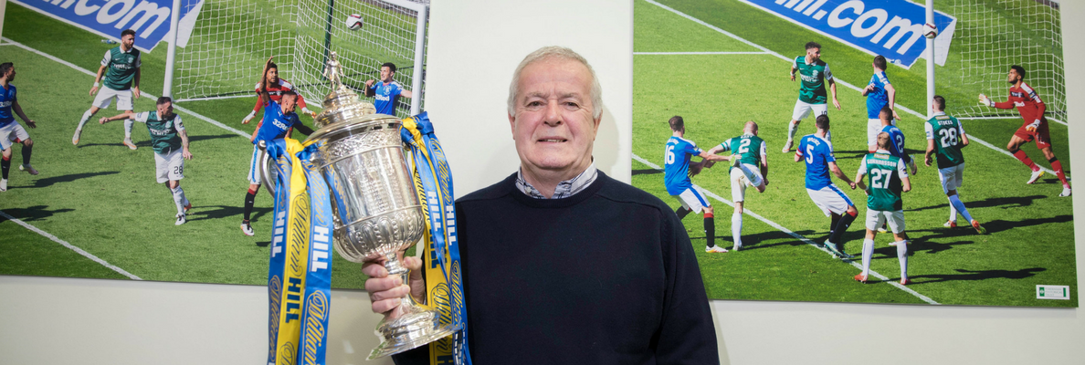 PAT STANTON PREVIEWS BONNYRIGG ROSE V HIBERNIAN