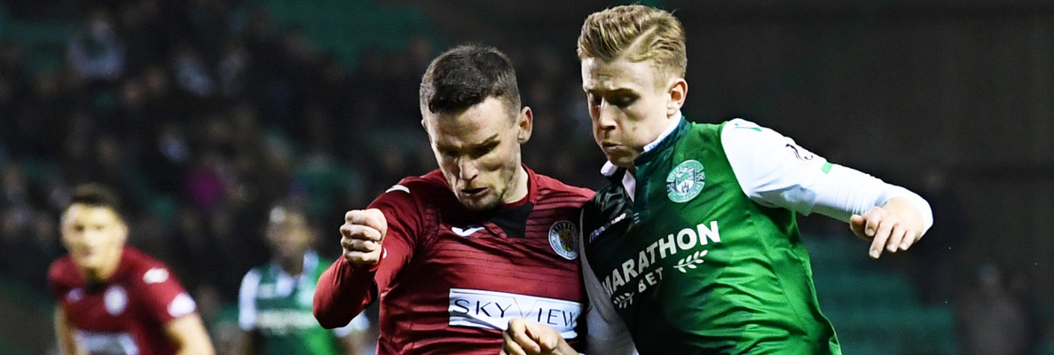 MATCH REPORT | HIBERNIAN 2-2 ST MIRREN