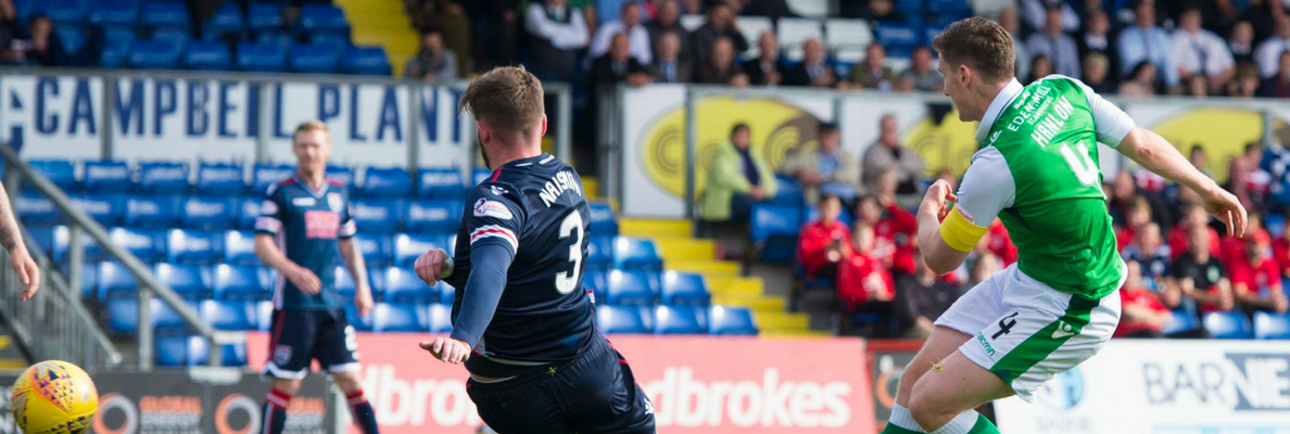 MATCH REPORT | ROSS COUNTY 0-1 HIBERNIAN