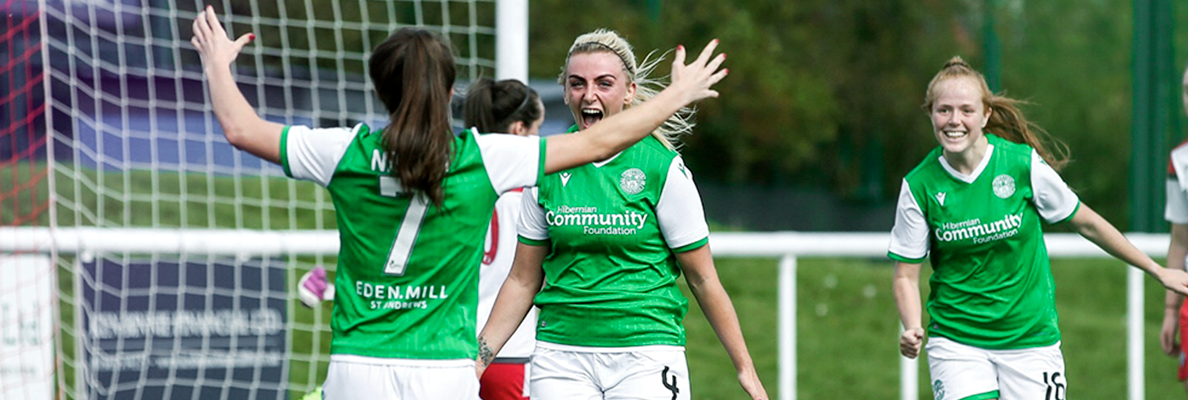 MATCH PREVIEW | HIBERNIAN LADIES v STIRLING UNIVERSITY