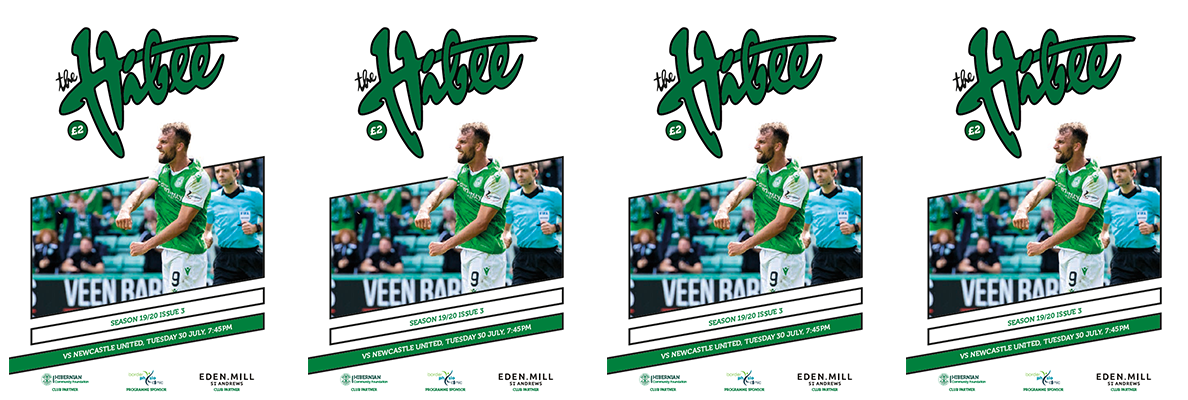 MATCH PROGRAMME SPONSORSHIP PACKAGES AVAILABLE FOR 2019/20