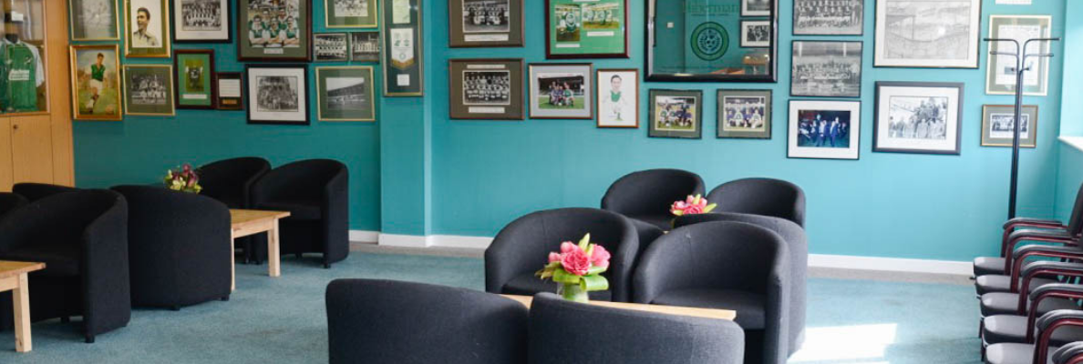 BOOK YOUR NEXT CONFERENCE OR EVENT AT EASTER ROAD STADIUM