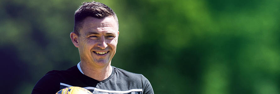PRE-MATCH | PAUL HECKINGBOTTOM