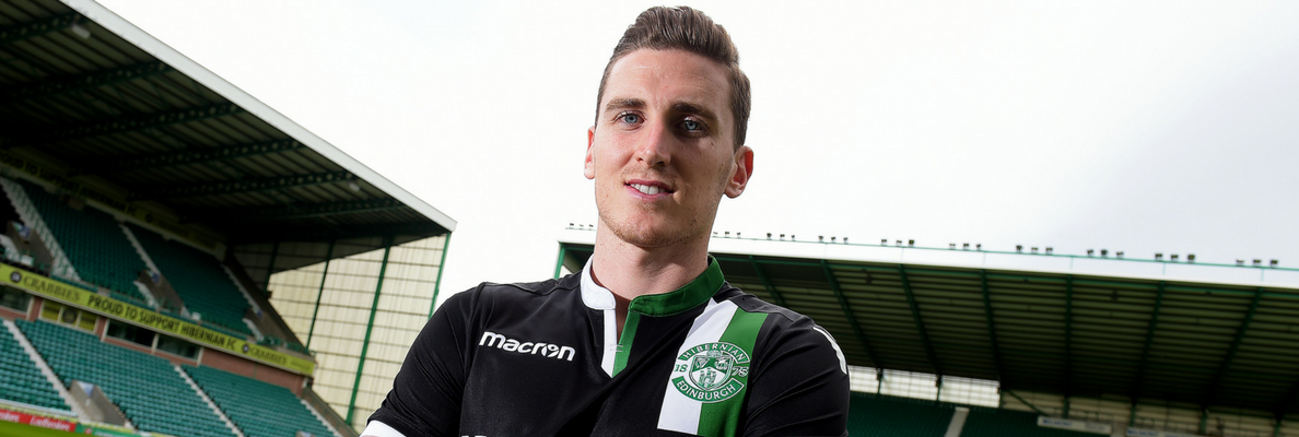 PAUL HANLON PLEASED TO BE BACK