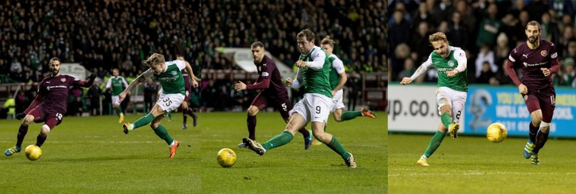 CATCH ALL THE ACTION ON HIBS TV