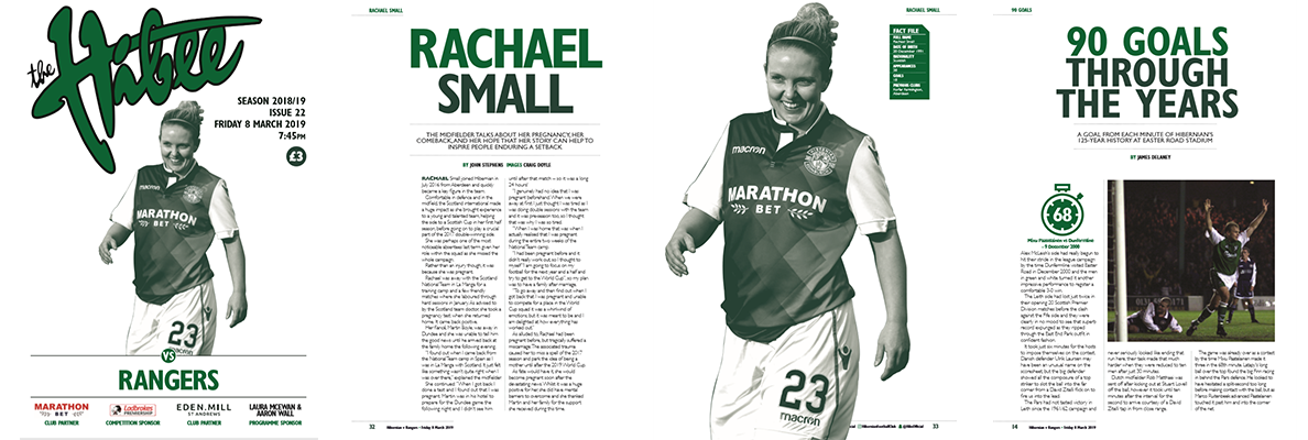 ISSUE 22 OF THE HIBEE AVAILABLE THIS FRIDAY