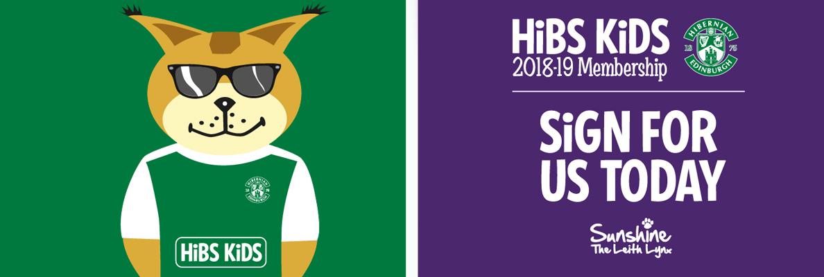 HIBS KIDS 2018-19 GAMES