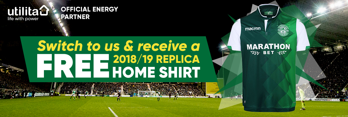 RECEIVE A FREE SHIRT BY SWITCHING TO UTILITA ENERGY