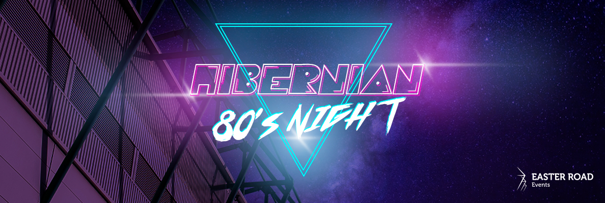 80'S NIGHT TICKETS ON SALE