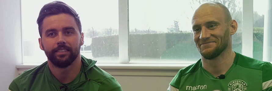 DARREN MCGREGOR AND DAVID GRAY AGREE NEW CONTRACTS