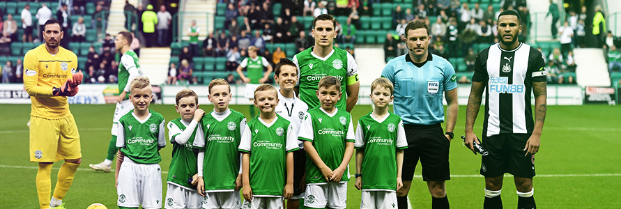 MASCOT PACKAGES AVAILABLE FOR ALL REMAINING GAMES THIS SEASON