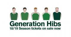 2018/19 SEASON TICKETS ON SALE