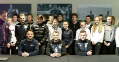 YOUNG FOOTBALL VOLUNTEERS COACHING CONFERENCE 2019