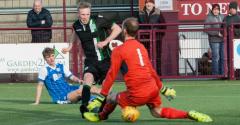 MATCH REPORT | ST JOHNSTONE 1-4 HIBERNIAN (U20S)