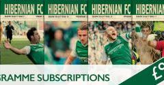 SECURE YOUR DISCOUNTED PROGRAMME SUBSCRIPTION
