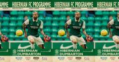 ISSUE 12 OF THE HIBERNIAN FC PROGRAMME