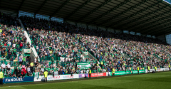 PARTNER WITH HIBERNIAN IN THE PREMIERSHIP