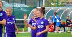 HIBERNIAN LADIES EXTEND WINNING STREAK