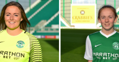 LADIES | HANNAH REID AND KATEY TURNER JOIN HIBERNIAN LADIES