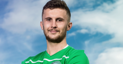 TOM JAMES SPEAKS TO HIBS TV