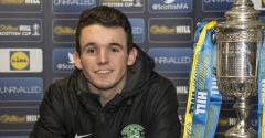 MCGINN ON WILLIAM HILL SCOTTISH CUP DRAW