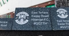 EAST TERRACE STONES RE-LAUNCHED