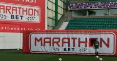 STAY ON TARGET WITH MARATHONBET