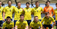 PORTEOUS PLAYS IN VICTORY OVER SOUTH KOREA