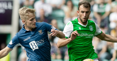 MATCH REPORT | HIBERNIAN 2-2 ST JOHNSTONE