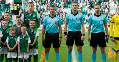 EUROPA LEAGUE MASCOT PACKAGES AVAILABLE FOR MATCH VS ASTERAS TRIPOLIS