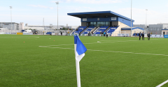 DEVELOPMENT SQUAD IN RESERVE LEAGUE ACTION AWAY TO ABERDEEN
