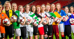 LADIES TO PLAY HOME GAMES AT AINSLIE PARK