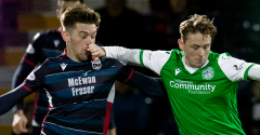 MATCH REPORT | ROSS COUNTY 2-1 HIBERNIAN