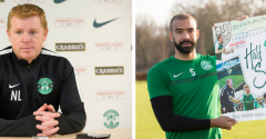 HFCvDFC | LENNON AND FONTAINE ON HIBS TV