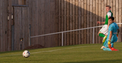 MATCH REPORT | TRANENT JUNIORS 2-6 HIBERNIAN XI