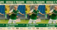 ISSUE 20 OF THE HIBERNIAN FC PROGRAMME