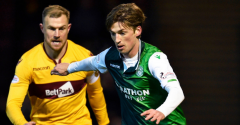 MATCH REPORT | MOTHERWELL 1-0 HIBERNIAN