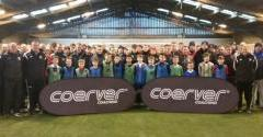 COERVER CLINIC STAGED AT HIBERNIAN