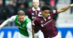 MATCH REPORT | HEART OF MIDLOTHIAN 1-0 HIBERNIAN