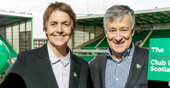 RONALD GORDON | GREENEST CLUB IN SCOTLAND