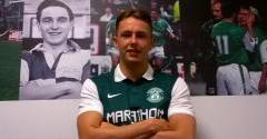 ALLAN: I'M HAPPY AT HIBS