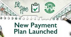 PAYMENT PLAN AVAILABLE NOW FOR SEASON TICKETS