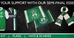 GET YOUR SEMI FINAL ESSENTIALS FROM THE CLUBSTORE