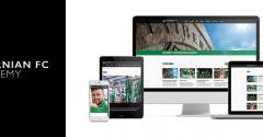 HIBERNIAN LAUNCH ACADEMY WEBSITE