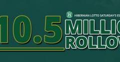 MASSIVE £10.5M JACKPOT UP FOR GRABS WITH HIBERNIAN LOTTO