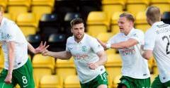 LIVINGSTON 1 HIBERNIAN 3