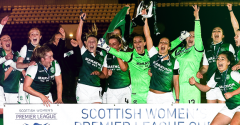 JENNA FIFE HAILS HIBS HEROES AS THEY WIN THE SWPL CUP