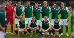 CALLUM DONALDSON SAYS HIBERNIAN COLTS ARE READY FOR IRN BRU CUP TIE