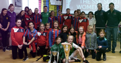 MICHIE HOPING TO SEE A SPIKE IN INTEREST IN WOMEN'S FOOTBALL THIS SUMMER